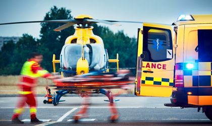 Protecting Against Sky High Air Ambulance Bills