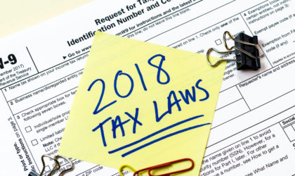 Biggest Impact of the New Tax Laws